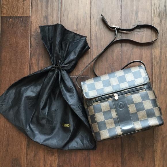 97f85eb90b78 FENDI Handbags - ❤️OFFERS❤️Authentic Fendi Vintage sling bag